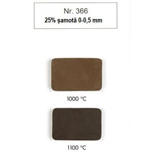 366 - gresie pt. olarit/modelaj,maro- negru 10 kg