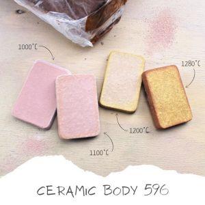 596 -gresie 40% samota 0-1,5 mm, liliac/galbui 10 kg