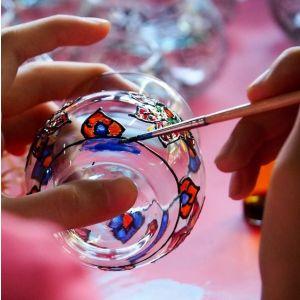 Coloranti decor sticla 520-580 °C