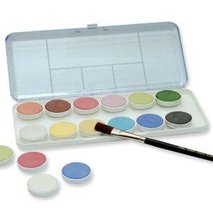 Coloranti decor sub glazura pe baza de apa
