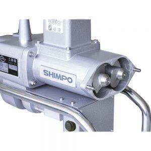 Extruder Shimpo NRA 04S extruder fara pompa vid