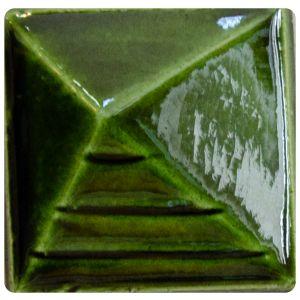 G 673 verde lucios cu Pb 920-980C