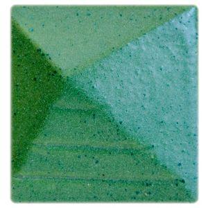 Kiwi glazura verde cu efect 1020-1050 C