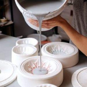 Mase ceramice de turnare