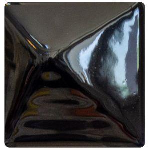 Obsidian negru stralucitor opac 980-1020C