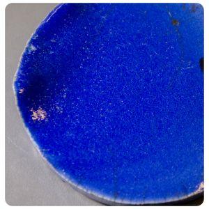 Raku 9 albastru 960-1000C