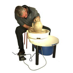 Roata olarului electrică Shimpo RK-55 – Semi-profesională